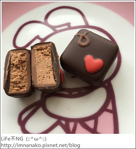 diva life巧克力