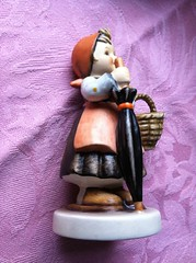 Hummel On Holiday Figurine