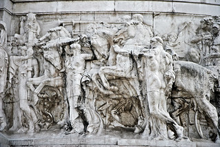 Bas Relief Sculpture in Rome