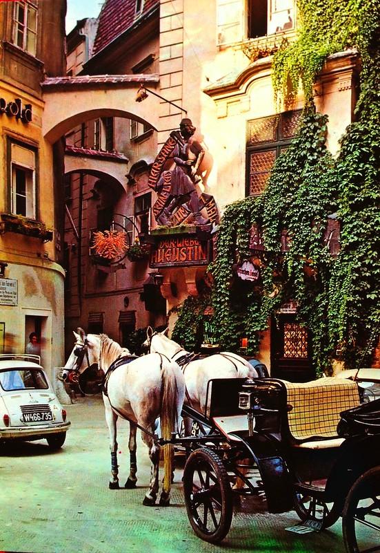 Austria postcard - Vienna