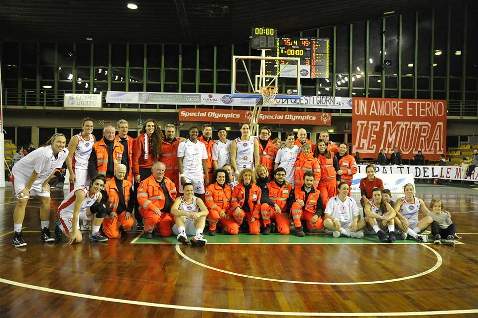 Basket day a Lucca