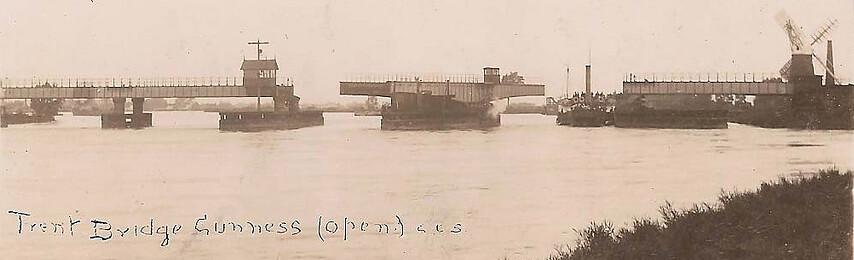 Original Keadby Bridge