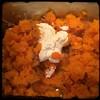 #homemade #SweetPotato #SheppardsPie #CucinaDelloZio - mash and add sour cream