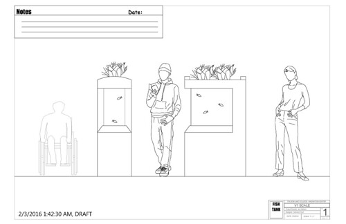 Making Across the Curriculum - Aquaponics Design Drawing 02