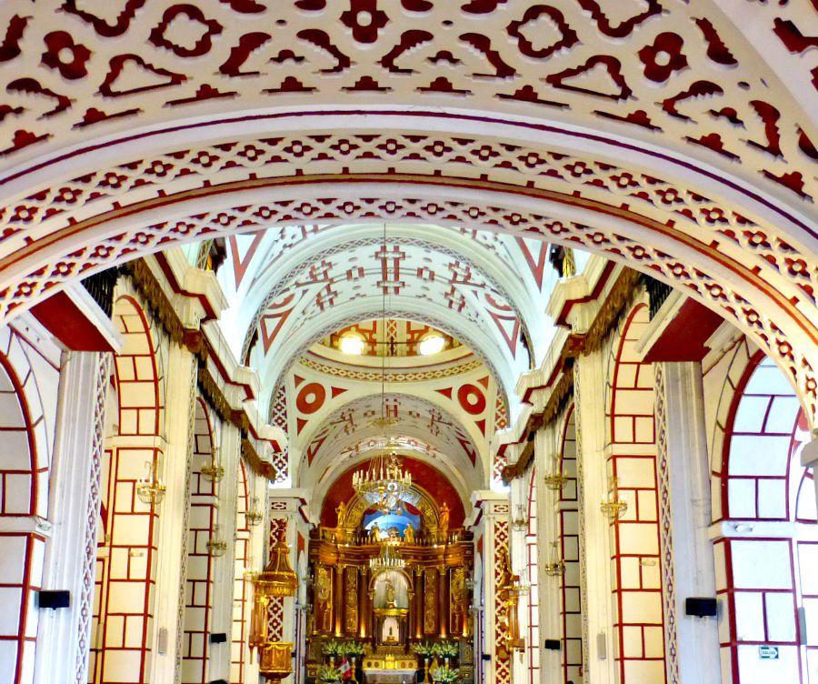 San Francisco Church Lima Peru