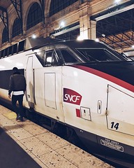 Next stop : Lille, France #train #travel Ce soir, B.Floor, Lille