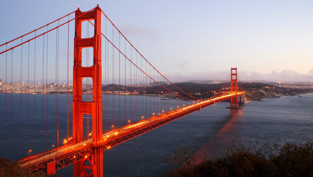 Golden Gate Bridge #3