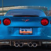Corvette Z06 Rear View (Cars & Coffee Of The Upstate) by Ken Lane Photography
