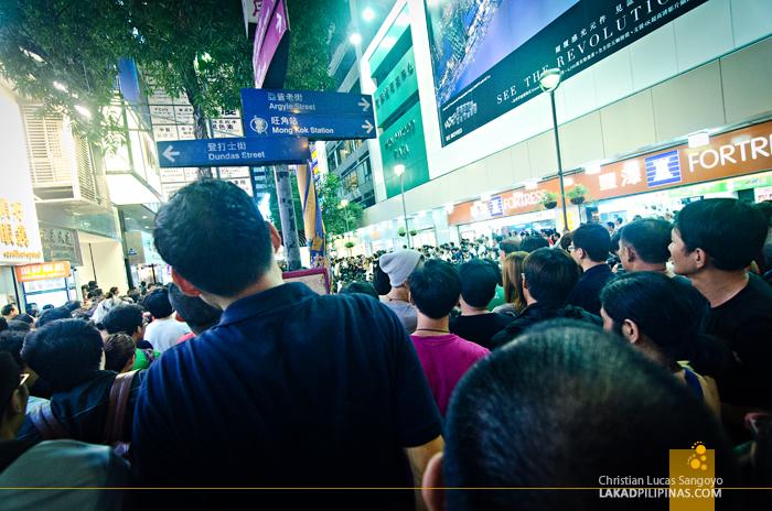 Hong Kong Walk Ladies Market