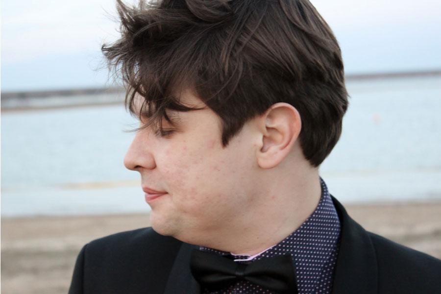 Mikhail Berestnev, pianist