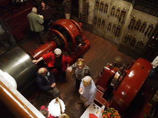 2/6/2016 - Conrad Milster's Birthday at the Pratt Steam Plant