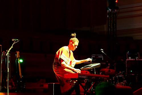 Lianne La Havas Concertgebouw mashup foto -