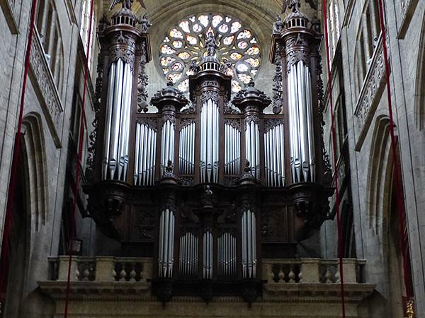 orgue sainte marie