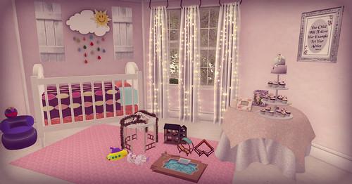 Every Little Girls Dream.