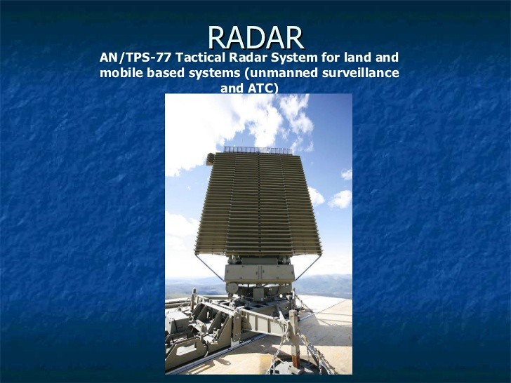 Romanian_Lockheed Martin's Multi-Role Radar (TPS-77 MRR) (3)