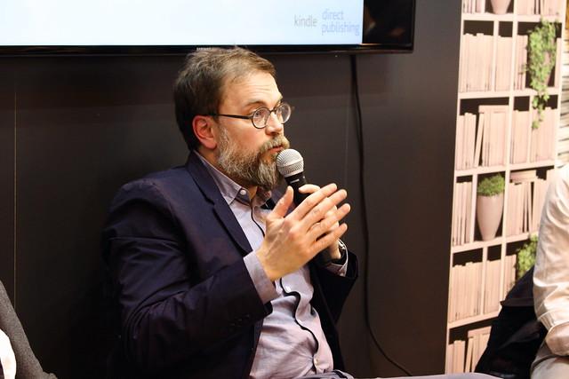 Jean-Marc Merriaux (Canopé) - Livre Paris 2016