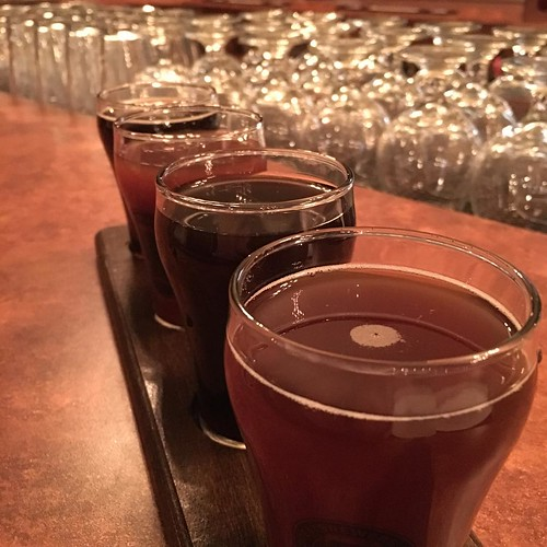 Central Waters ales and stouts and barley wines and things
