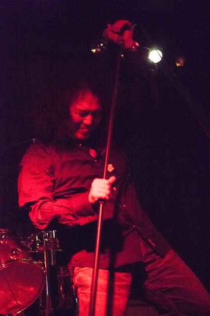 Freeway live at The Queen Vic, South Shields, 18 Mar 2016 -00081