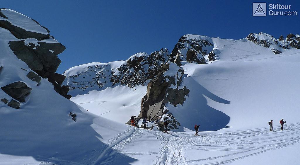 Wildes Hinterbergl Stubaiské Alpy Österreich foto 13