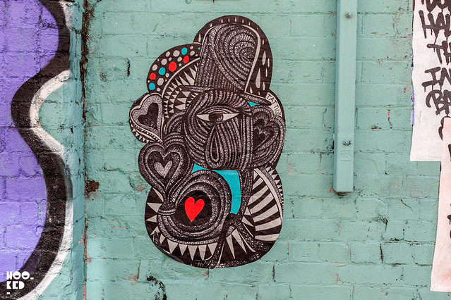 Annabelle Tattu Pasteups, London.