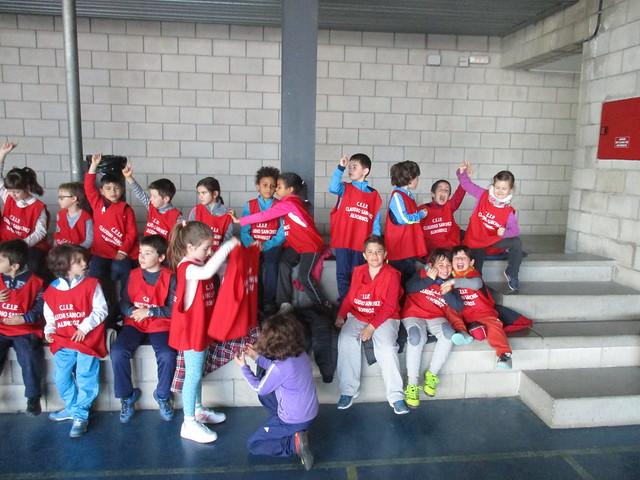 Encuentros Deportivos 1º - MARZO 2016