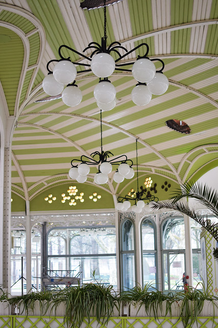 Art Nouveau Interiors in Vichy