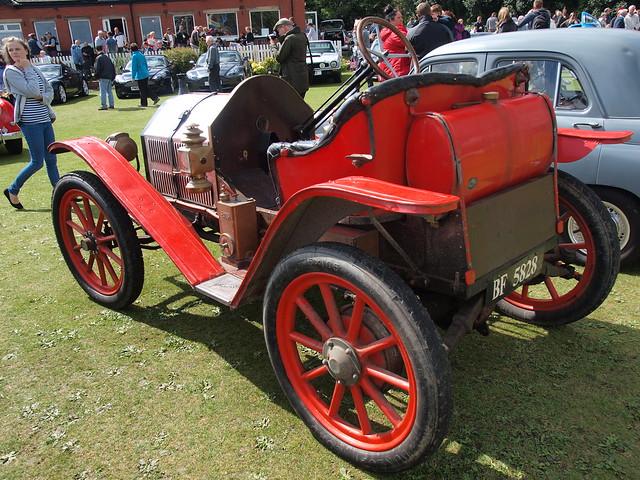 Hupmobile Open Tourer - 1911
