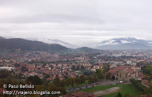 Vista desde la Rocca. © Paco Bellido, 2006