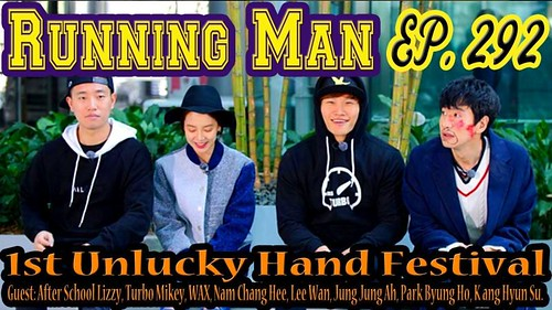 [Vietsub] Running Man Tập 292