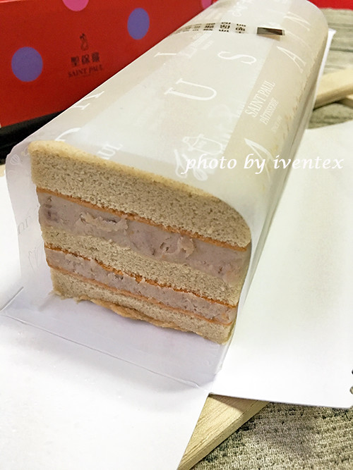 08刀口力彌月蛋糕聖保羅SAINT PAUL重芋泥蛋糕提拉米蘇奶凍捲