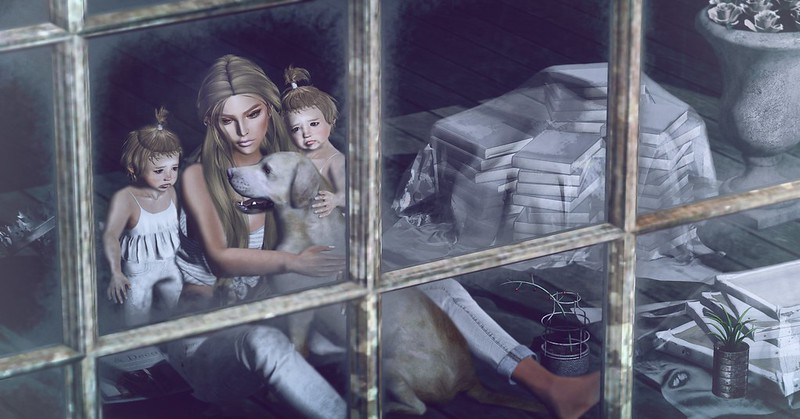 Amelie et les petites: Always by your side