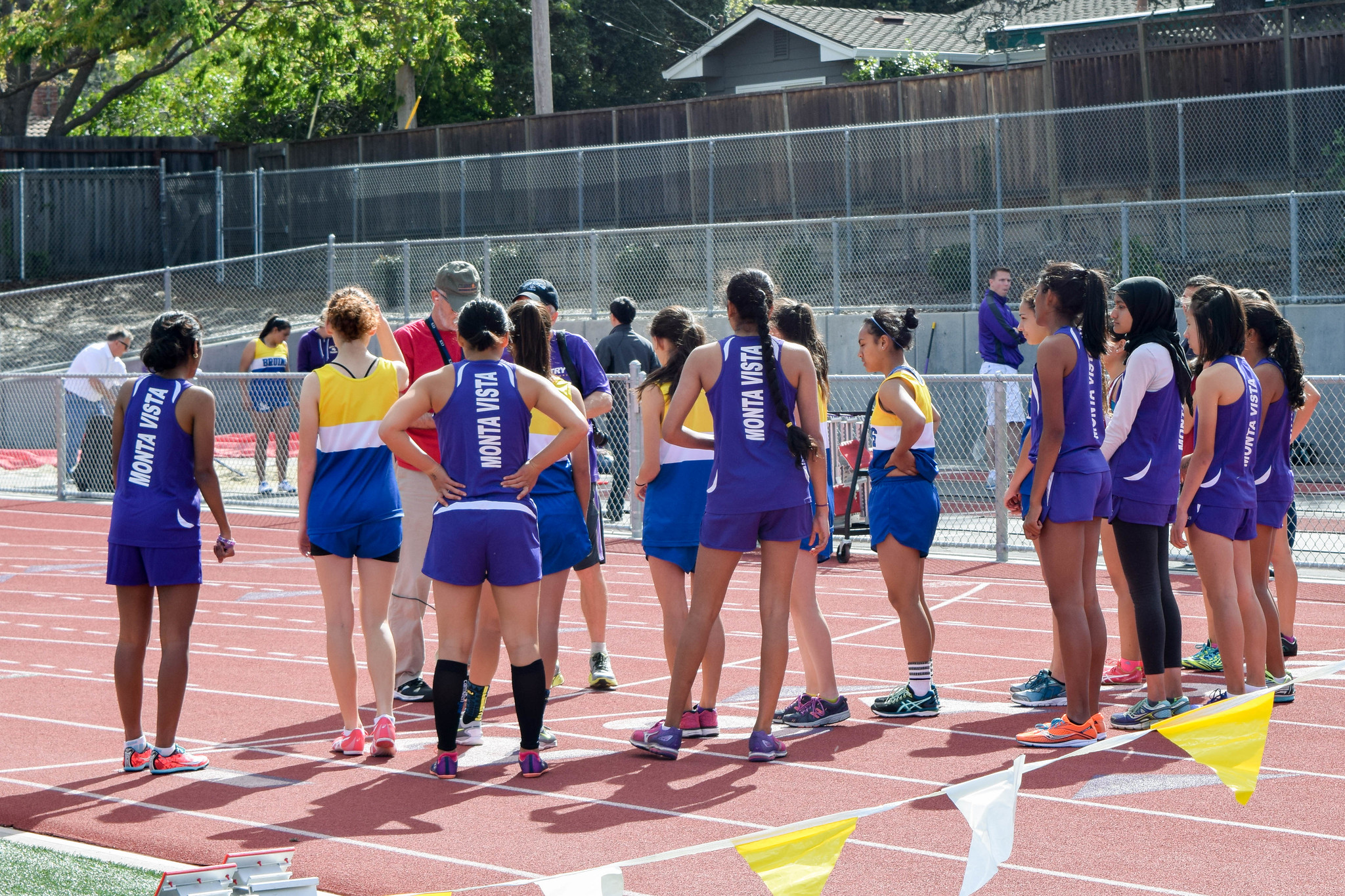 Track and Field Home Meet 3/22