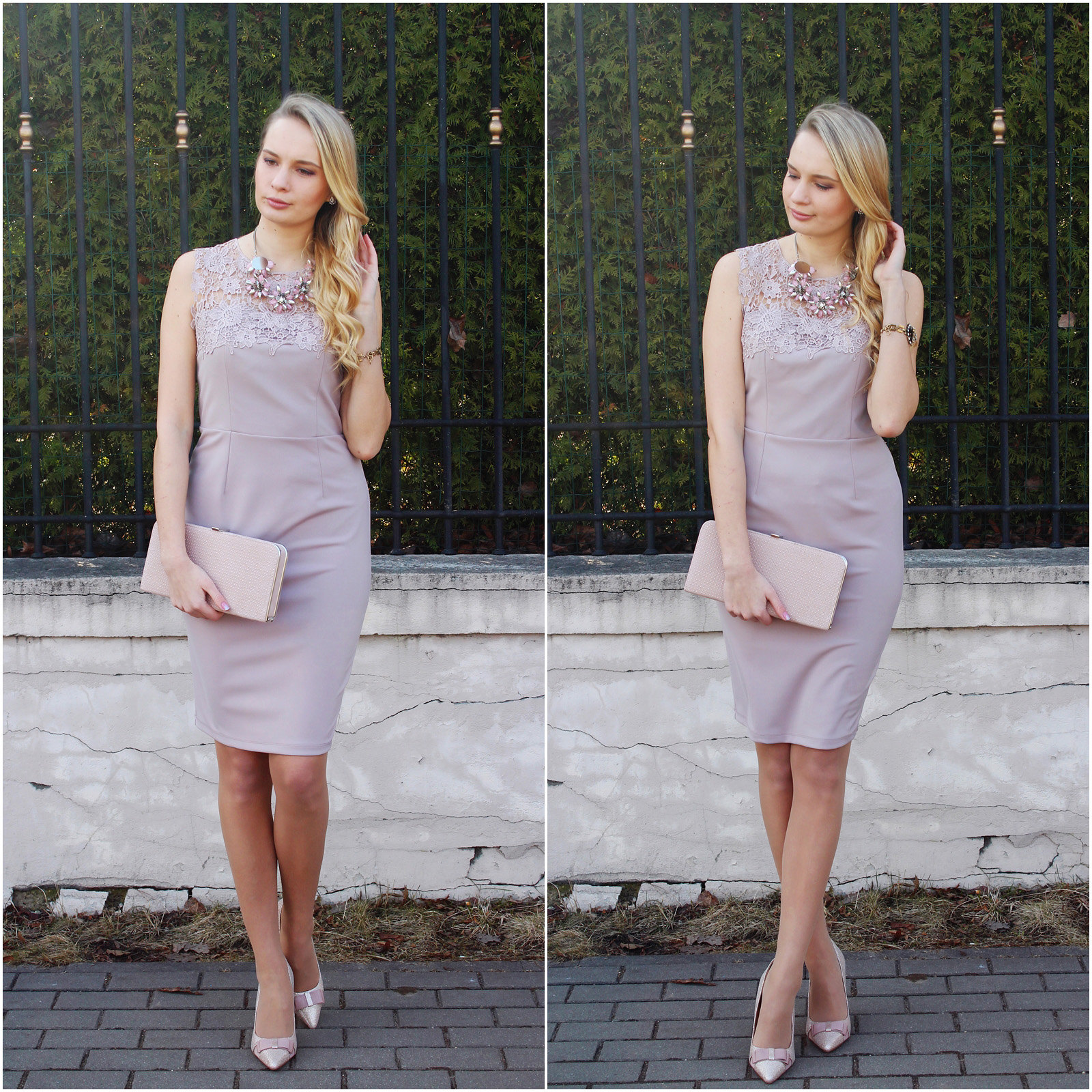 Occasion wear dress