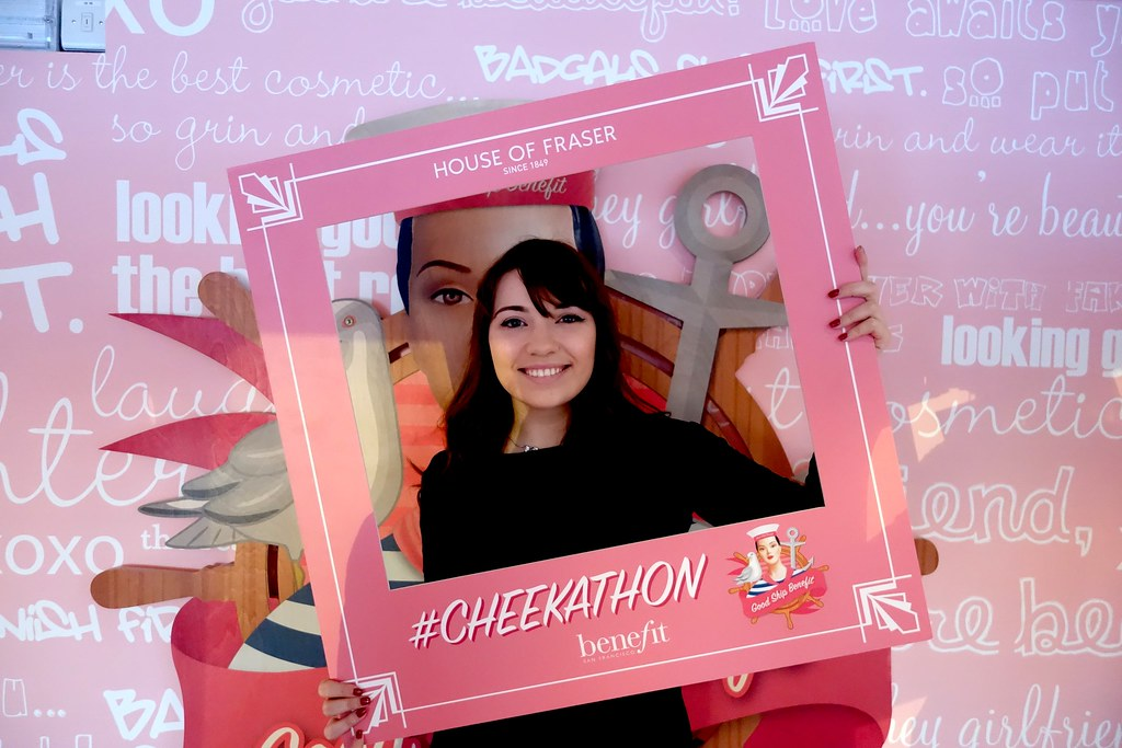 Benefit Cheekathon - House of Fraser