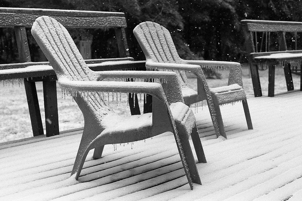 Frozen Chairs
