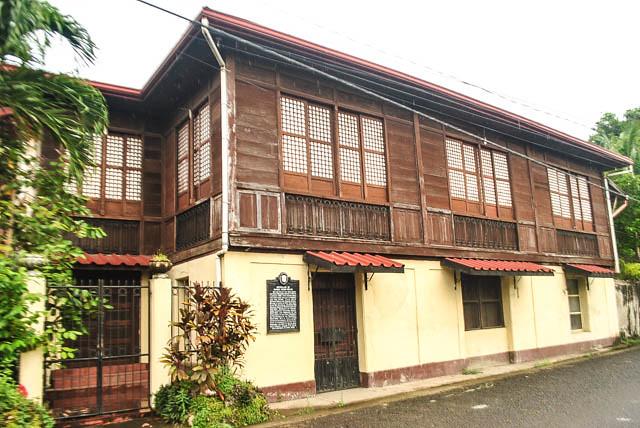 Manuel Roxas Ancestral House in Capiz