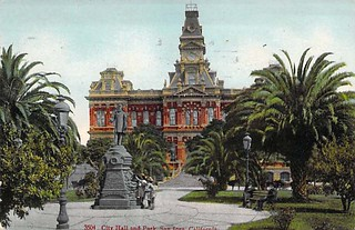 San Jose City Hall 1887, California