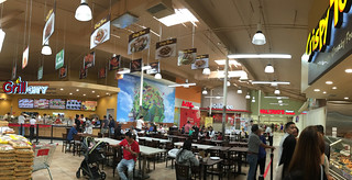Seafood City - Food court