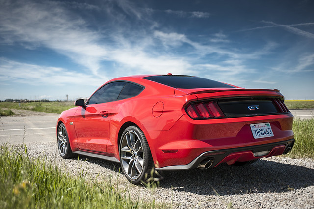 Ford Mustang 5.0 V8 GT