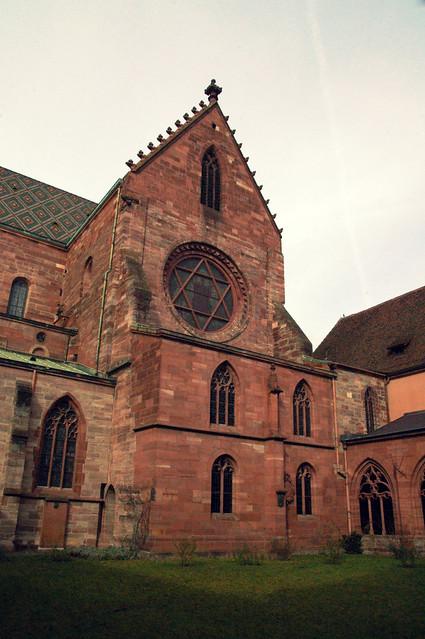 Am Münster, Basel, CH