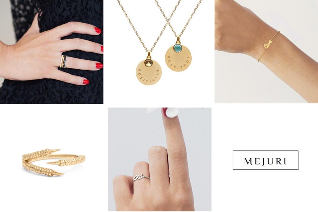 jewellery Mejuri