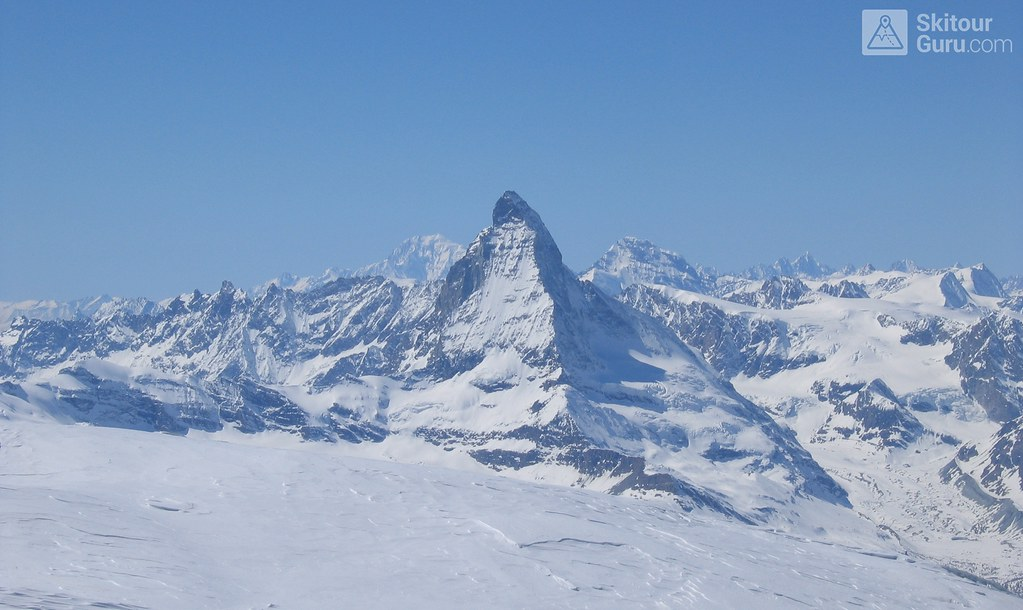 Strahlhorn Walliser Alpen / Alpes valaisannes Schweiz foto 19