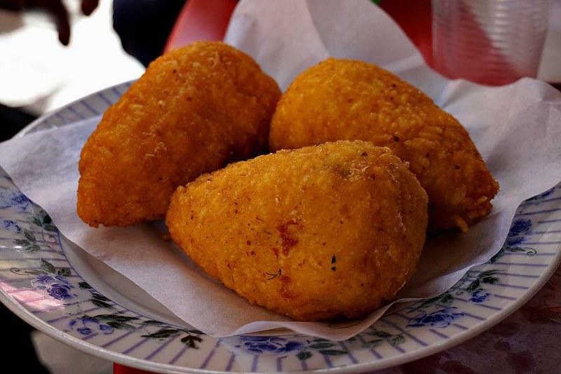Sicilian Arancine