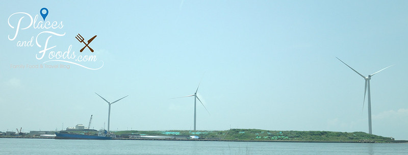 oga japan coastal wind turbines
