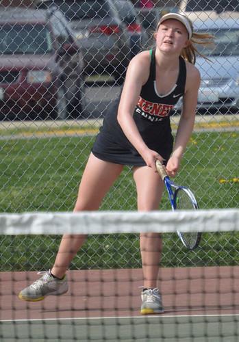 Tennis - Bridget Calvert 2 - 04282016