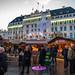 Kongens Nytorv Christmas Market - Copenhagen 11.12.2015