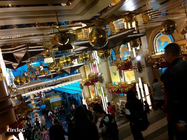 海港城 TST HONGKONG DISNEYLAND 尖沙咀 2015 CIRCLEG 聖誕裝飾 (2)