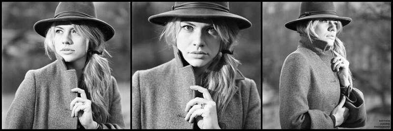 Hasselblad Portraits - B&W
