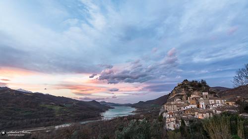 Pietraferazzana & Bomba's lake - Italy -