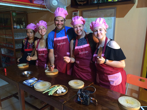 Battambang: cours de cuisine khmère traditionnelle